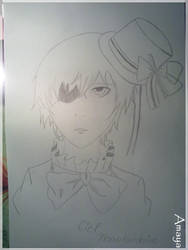 Ciel Phantomhive by Amaya-Usagi
