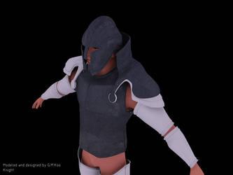 Knight 3 by I-antares-I