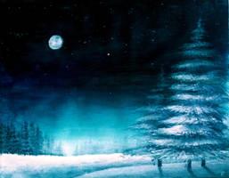 Old Version [A Very Still Night] by TreeCree