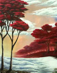 Warm Snow [On Hold] by TreeCree