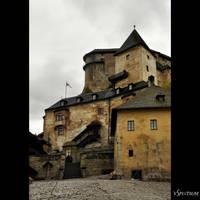 Slovakia - Orava Castle 04 by cinnabarr