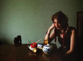 Vermeer by arachnne