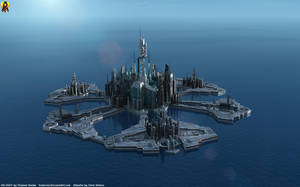 Floating City by Euderion