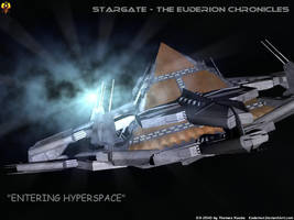 Opening Hyperspace Window by Euderion