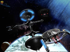 Welcome to Starbase Galahad by Euderion