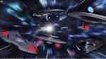 Gamma Fleet Warp by Euderion