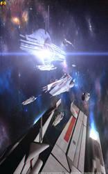 Arcturus Fleet by Euderion