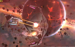 Tough little ship by Euderion