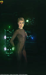 Seven of Nine Cosplay by Euderion