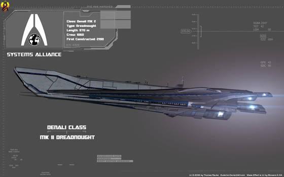 Denali Mk II class Concept by Euderion