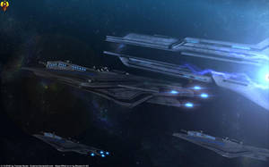 Passing Charon Relay by Euderion