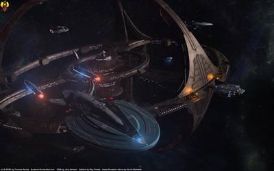 Ezri's Ship by Euderion