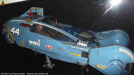 SciFi Exhibition - Blade Runner Spinner Car by Euderion