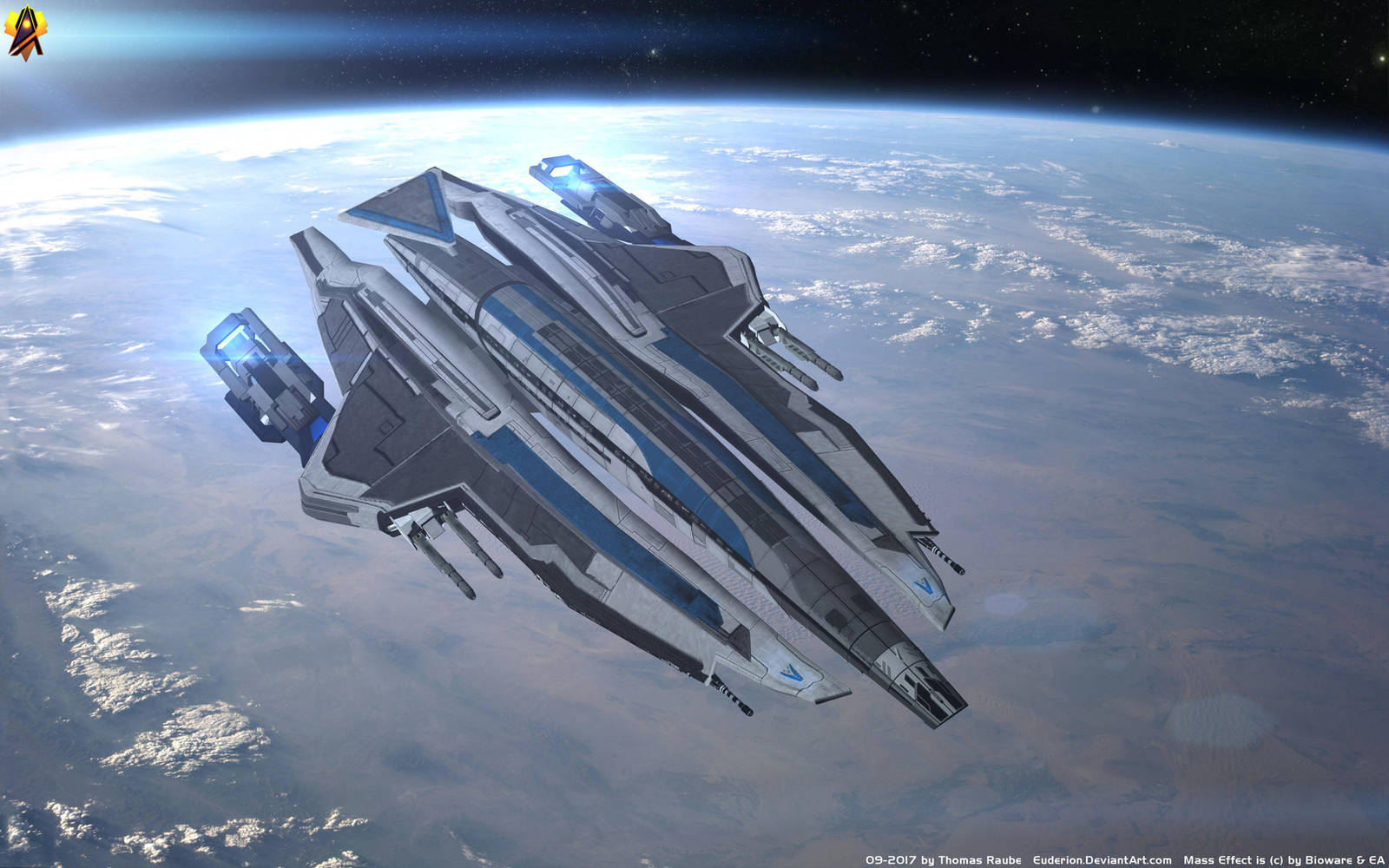 X5 Ghost Mass Effect Andromeda: MASS EFFECT By Euderion On DeviantArt
