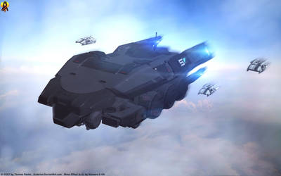 Themis class Transport by Euderion