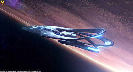 USS Orville by Euderion