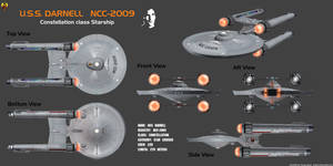 USS Darnell Overview by Euderion