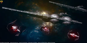Vaders visit by Euderion