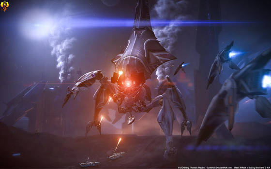 The Battle for Menae by Euderion