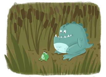 Dino by artoftam
