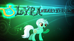 Lyra Heartstrings Wallpaper by Mr-Kennedy92