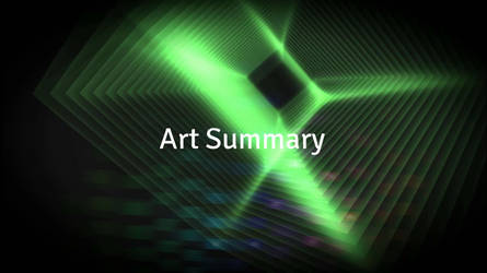 SECTION Art Summary [2015] by Axection
