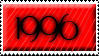 1996 Stamp by DeathSoofUchiha