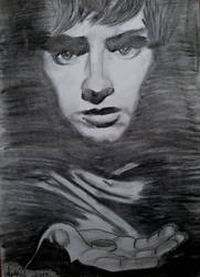 Frodo from The Lord of the Rings by bpmha