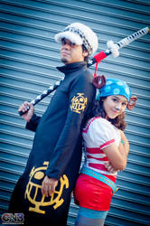 Chopper and Trafi~ 3 by As-Naye