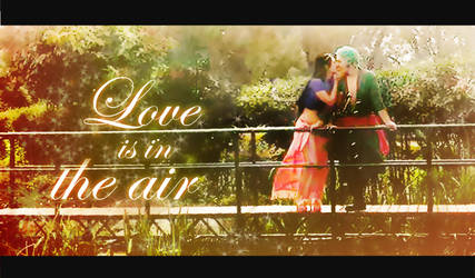 Love is in the Air by As-Naye