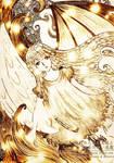 CR : Noriko--Black angel and White Demon by MarumeChiisa