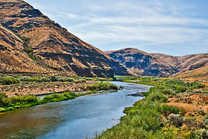 The John Day River by quintmckown