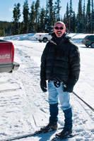 Skier Ron by quintmckown