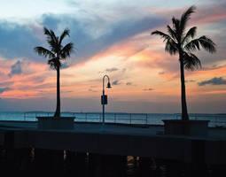 Key West Sunset #2 by quintmckown