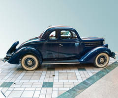 1936 Ford by quintmckown