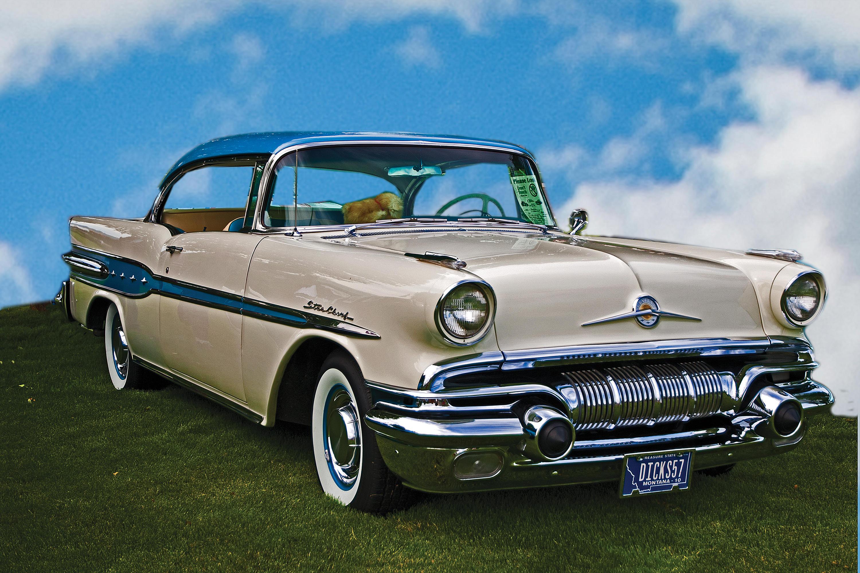 Dick's 57 Pontiac Star Chief by quintmckown