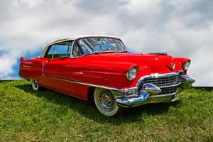 1955 Cadillac Convertible by quintmckown