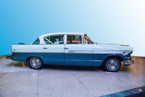 1957 Hudson Hornet by quintmckown