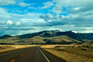 The Big Sky (Eastern Sanders County) by quintmckown