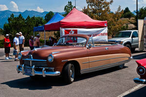 1949 Hudson Commodore Six Brougham by quintmckown