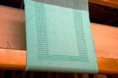 Huck Lace Placemats by quintmckown