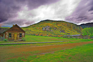 Bannack in June by quintmckown