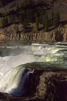 Kootenai Falls at high water by quintmckown