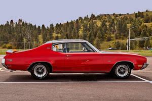 1972 Buick Skylark Gran Sport Sun Coupe by quintmckown