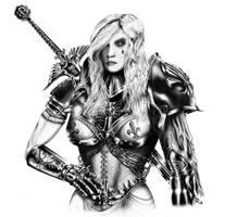 Sister of Battle - Recruit by hcf-albert-wesker