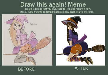 Draw this again Finwe by Linkdezelda