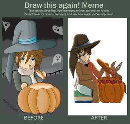 Draw this again Lankouech by Linkdezelda