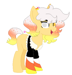 Candy Corn Adopt (OPEN) by Bouncy-Deerz