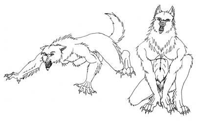 Werewolves by jjferrit