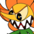 Cuphead - Cagney Carnation Final Phase Icon by KittenLover75